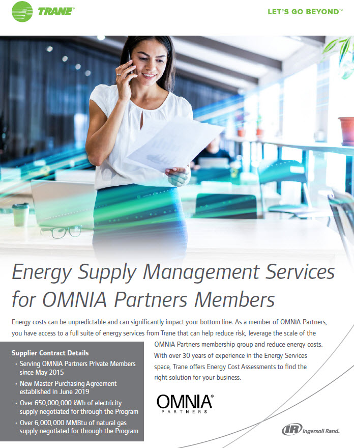 Energy Supply Management Services