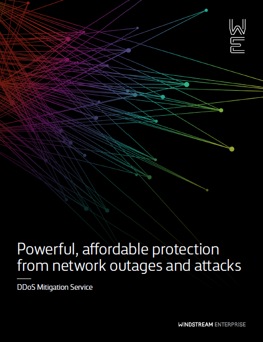 Brochure: DDoS Mitigation