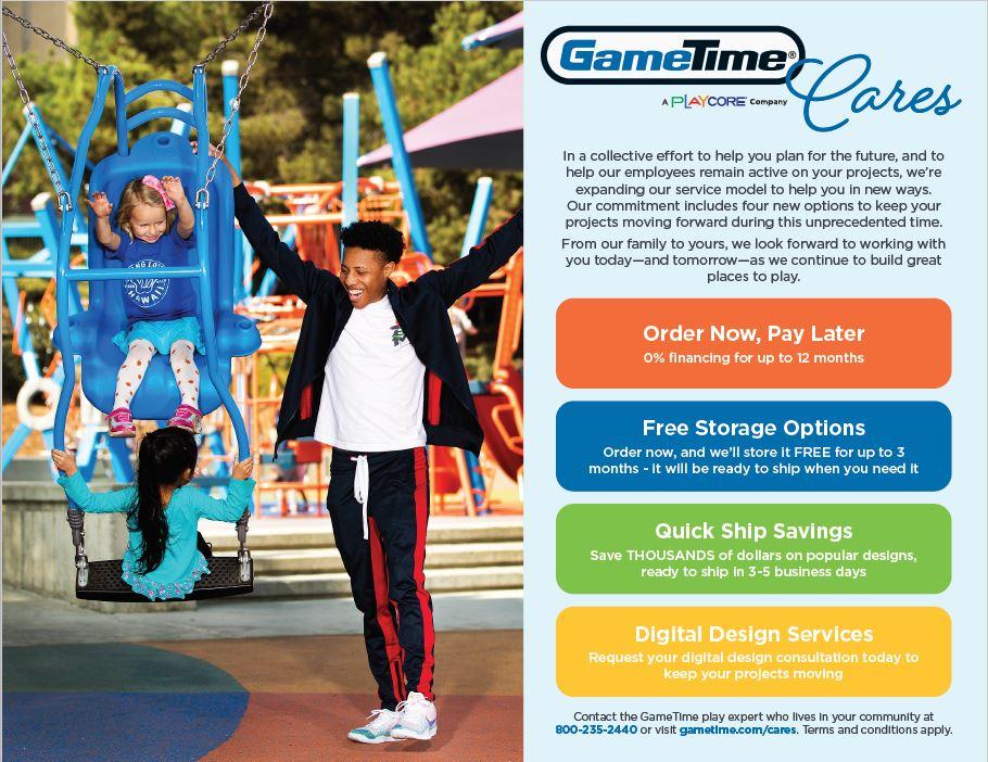 GameTime Flyer Screenshot