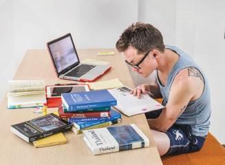 Herman Miller Studying
