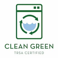 Clean Green TRSA Certified Logo
