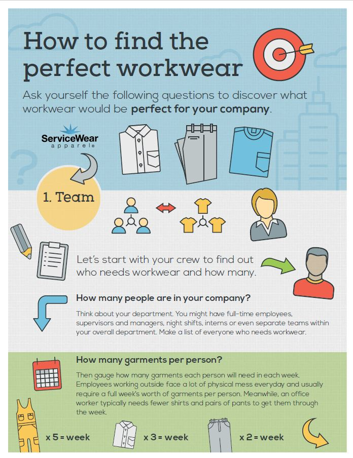 How to Find The Perfect Workwear