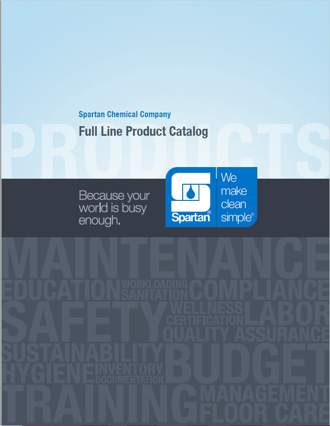 Full Line Product Catalog